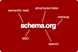 schema.org structured data