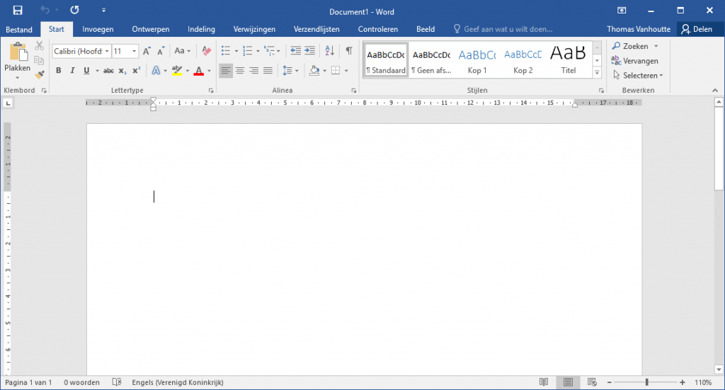 Launch word 2016 with new blank document thomas 39 miniblog for Word cannot open this document template