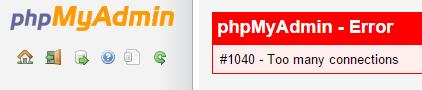phpMyAdmin_error