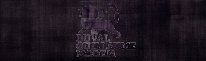 De beste advertenties van Duval Guillaume Modem