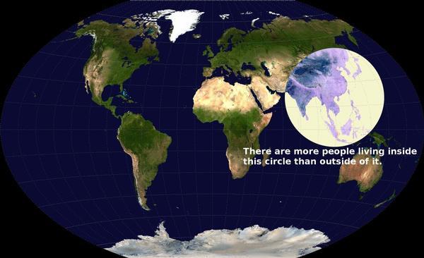 Wereld aantallen