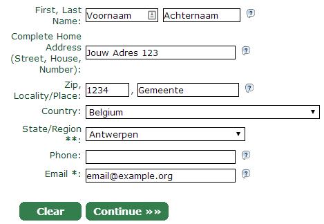 1-registratie