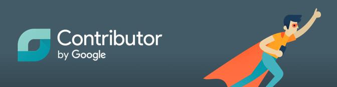 Google Contributor: wat, en waarom ik het omarm